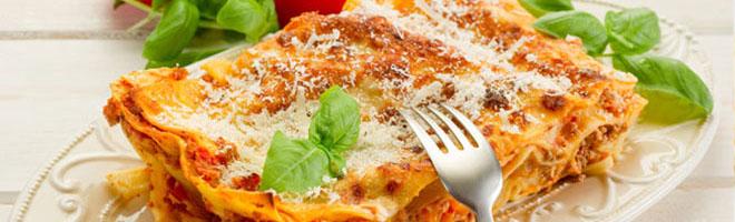 | Lasagne
